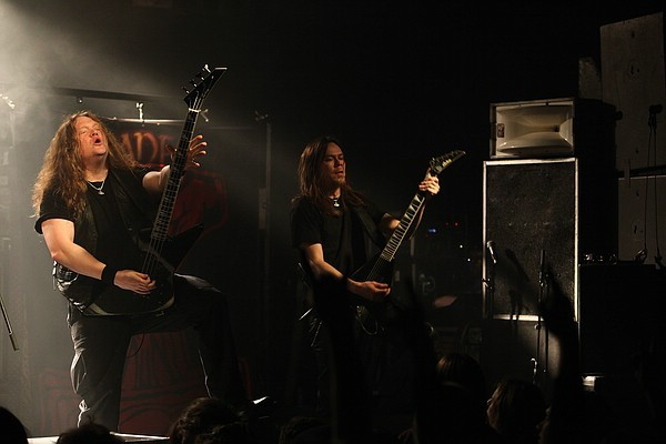 Unleashed (live in der Batschkapp Frankfurt, 2011)