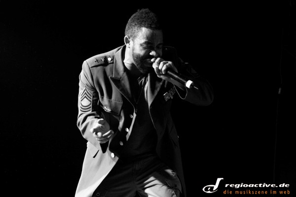 hiphop since 1989 - Fotos: Pharoahe Monch live in Heidelberg